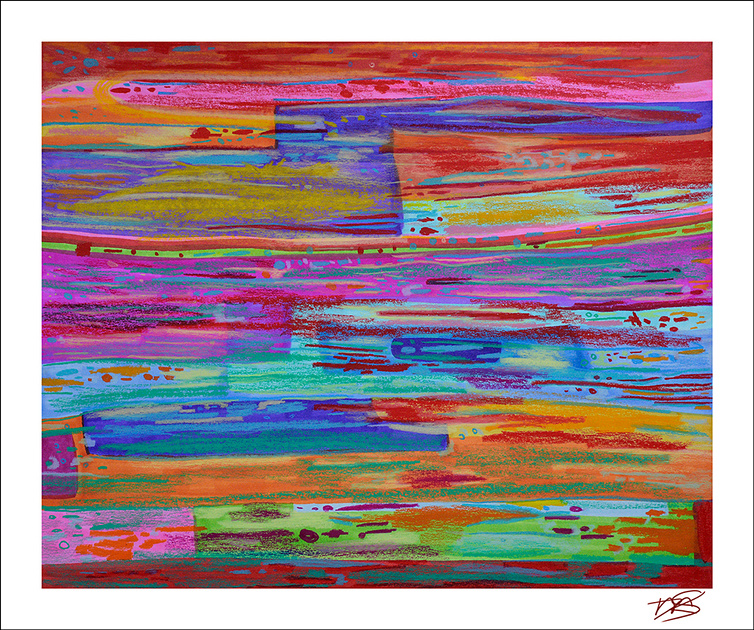 Floor and Wallpaper May 2018 Karen MacDuff Squires FRAME SIG PINTEREST